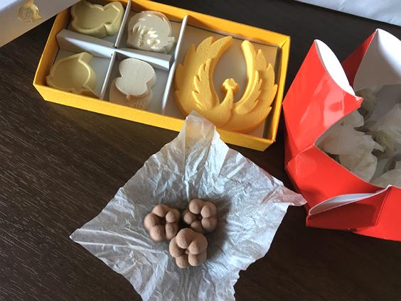 落雁諸江屋さんのお菓子